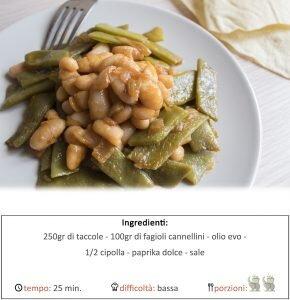 taccoleefagioli