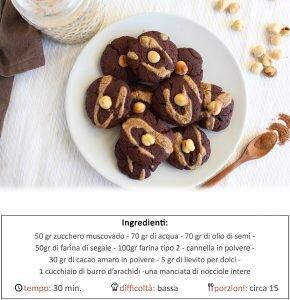 biscotticioccolatoarachidi