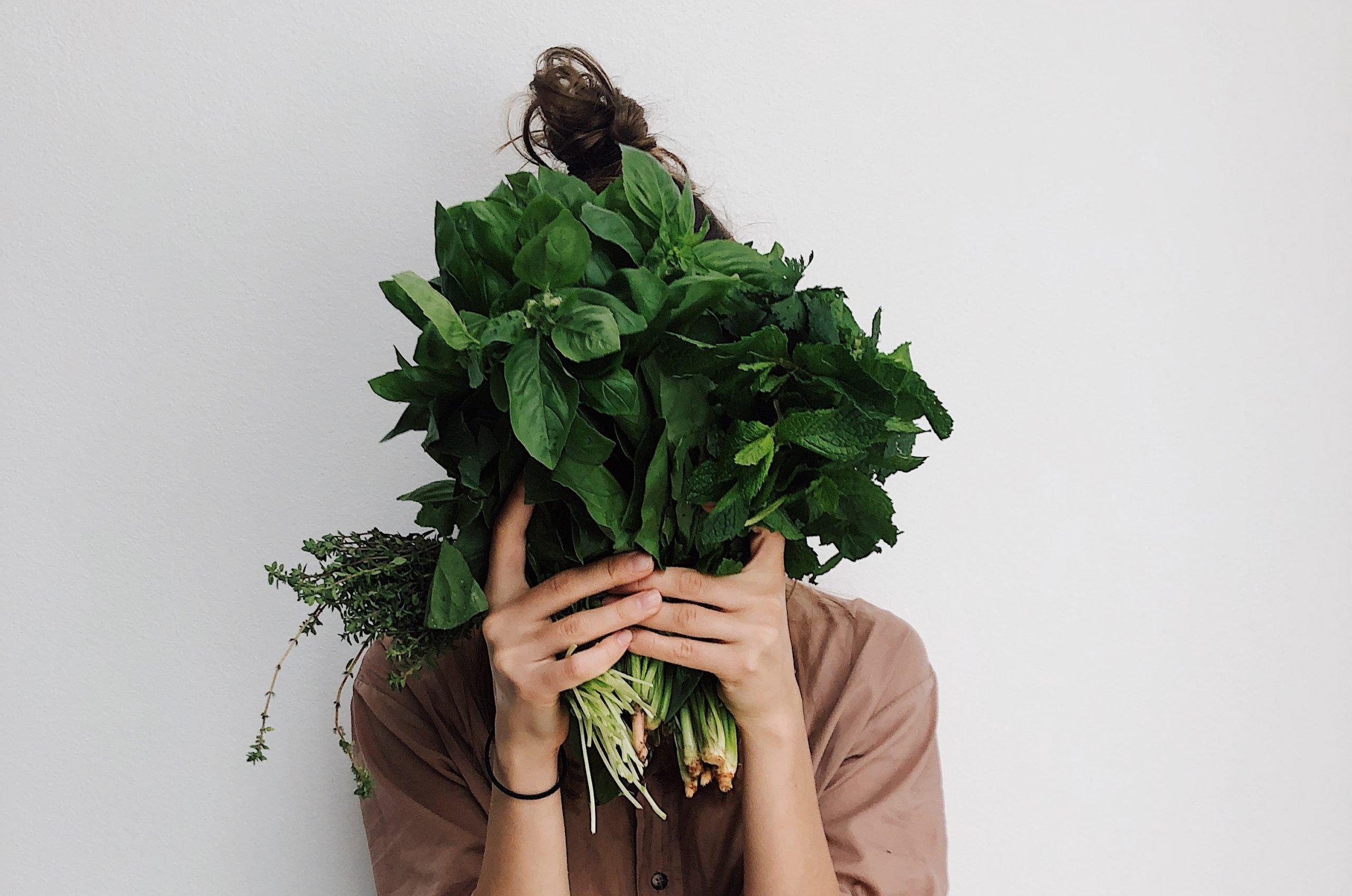 mangiare vegetale